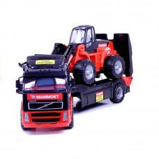 VOLVO Mammoet nákladní auto s bagrem 90 cm Preview