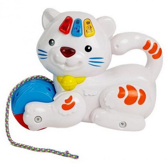 Interaktívní koťátko Inlea4Fun MUSIC CAT