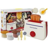 Dětský topinkovač s příslušenstvím Inlea4Fun