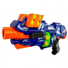 Inlea4Fun BLAZE STORM Dětská pistole s pěnovými kuličkami Preview