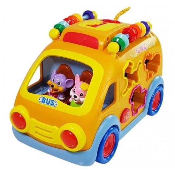 Interaktivní edukační autobus HOLA