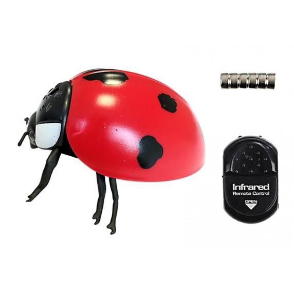 Inlea4Fun RC Ladybug Beruška na dálkové ovládání