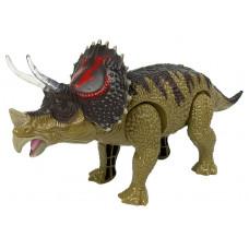 Dinosaurus figurka na baterie - Triceratops Inlea4Fun Preview