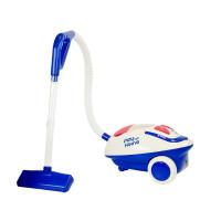 Dětský vysavač se zvukovými a světelnými efekty Inlea4Fun  PLAY AT HOME - modro/bílý