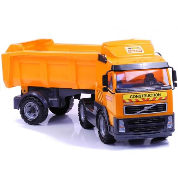 Poles Volvo Nákladní automobil 8749 - oranžové