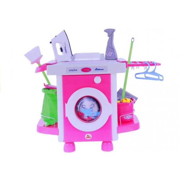 Dětská pračka s doplňky Polesie CARMEN 58843