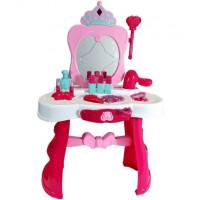 Inlea4Fun New Fashion Dětský toaletní stolek