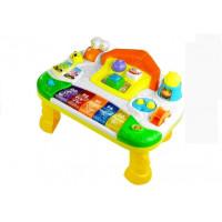 Edukační stolek se zvukovými a světelnými efekty Inlea4Fun SPORT BABY