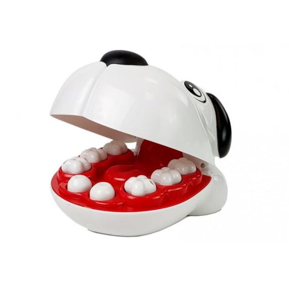 Dětský lekářský set - Pejsek u zubaře Inlea4Fun PET DENTIST