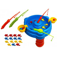 Inlea4Fun FISHING GAME Rybky ve vodě 24 ks