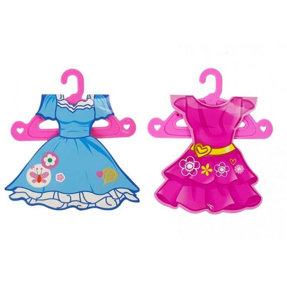 Dětská žehlička se stojanem a věšák na šaty Inlea4Fun SWEET HOME