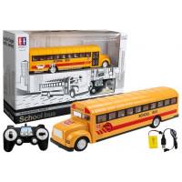Inlea4Fun RC SCHOOL BUS auto na dálkové ovládání