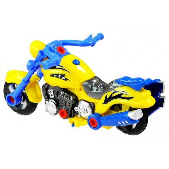 Inlea4Fun TAKE APART Skládací motorka 2v1 se šroubovákem