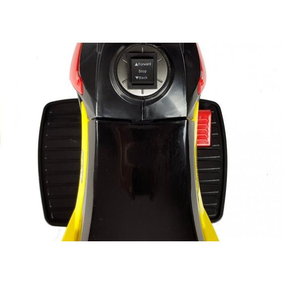 Dětská elektrická tříkolka GTM2288-A zelená