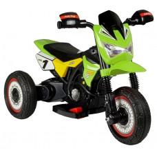 Dětská elektrická tříkolka GTM2288-A zelená Preview