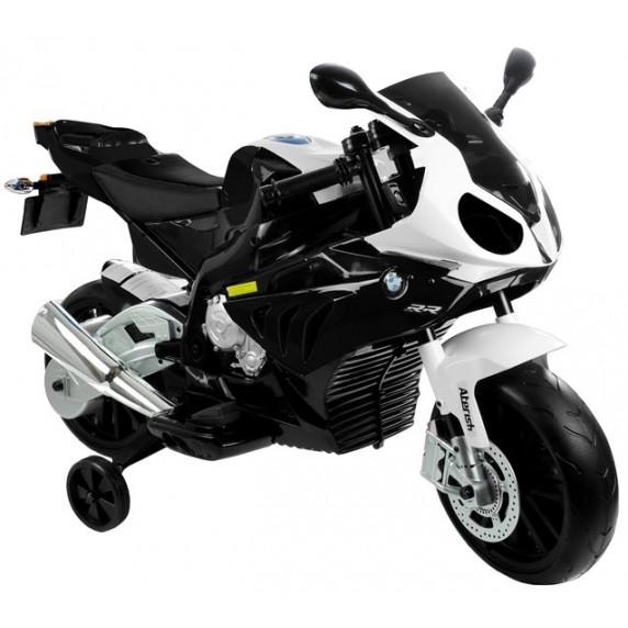 BMW S1000 RR Dětská elektrická motorka - černá