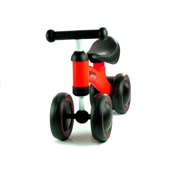 Dětské odrážedlo motorka Inlea4Fun Yang Kai - červené