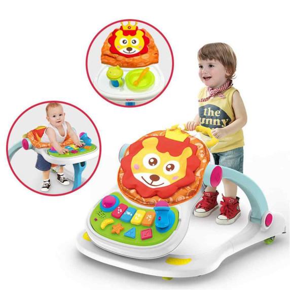Multifunkční dětské chodítko 4v1 HUANGER