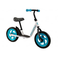 Dětské cykloodrážedlo Inlea4Fun MASSIMO - bílo-modré Preview