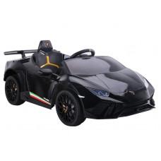 Elektrické autíčko LAMBORGHINI Huracan Inlea4Fun - černé Preview