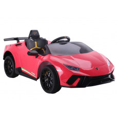 Elektrické autíčko LAMBORGHINI Huracan Inlea4Fun - červené Preview