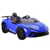 Elektrické autíčko LAMBORGHINI Huracan Inlea4Fun - modré