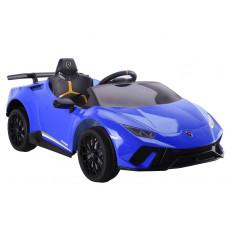 Elektrické autíčko LAMBORGHINI Huracan Inlea4Fun - modré Preview