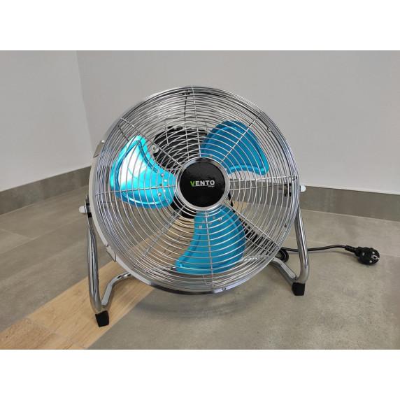 VENTO ventilátor 30 cm 55W - chróm
