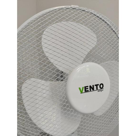 VENTO Domácí stojací ventilátor 40 cm 40 W - bílý