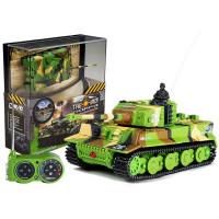 Inlea4Fun RC Tank The Armor Corps Tank na diaľkové ovládanie 1:72