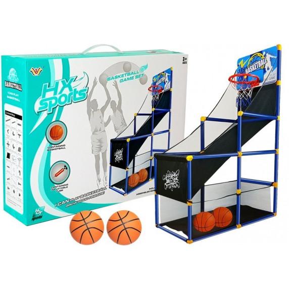 Inlea4Fun HX SPORTS Basketbalová souprava se stojanem 142 cm
