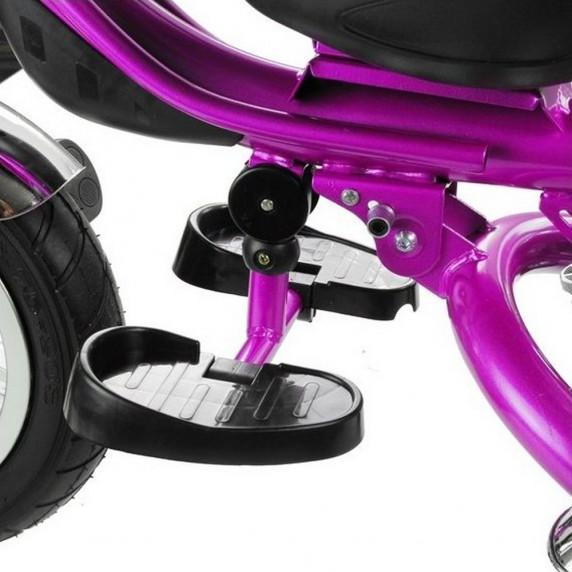 Inlea4Fun Tříkolka PRO600 - fialová