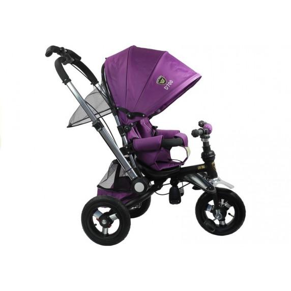 Inlea4Fun Tříkolka PRO700 - fialová