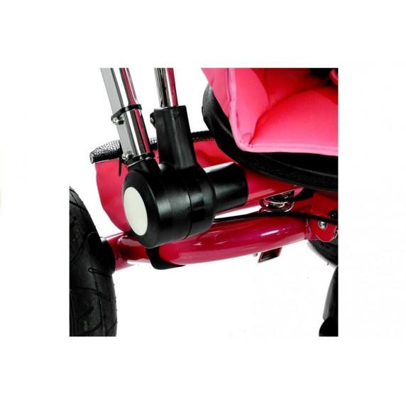 Inlea4Fun Tříkolka PRO700 - růžová