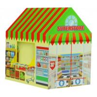 Inlea4Fun Dětský stan Supermarket