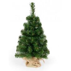 Vánoční stromek v jutě 60 cm Inlea4Fun JUTA Preview
