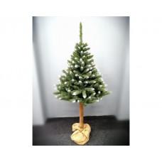 Inlea4Fun Zasněžený vánoční stromek KONRAD 220 cm s kmenem Preview