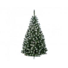 Inlea4Fun Vánoční stromek s bílými konečky BEATA - 150 cm Preview