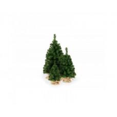 Inlea4Fun JUTA vánoční stromek v jutě 80 cm Preview