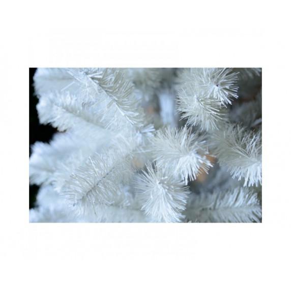 Inlea4Fun bílý vánoční stromeček ELIZA - 150 cm