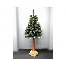 Inlea4Fun Zasněžený vánoční stromek VERONA 220 cm s kmenem Preview