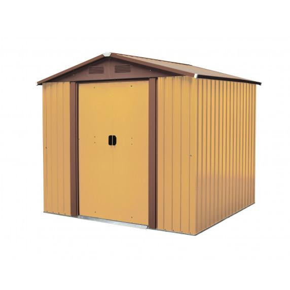 Zahradní domek MAXTOR 65 - Hnědý