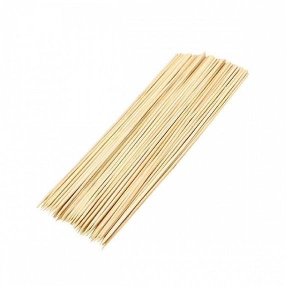 Grilovací jehly bambusové 100 ks MIR-AE218