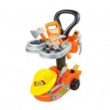 MOCHTOYS Dětský údržbářský vozík s příslušenstvím 10316 Preview