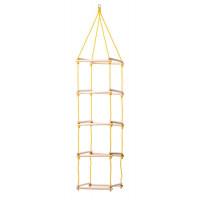 Dřevěný lanový žebřík pro děti Woody