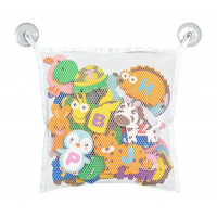 Pěnové hračky do koupele Zvířátka Plastica