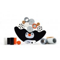 Dřevěná balanční hra Tučňák Magna Balancing Game Penguin