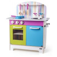 Dřevěná dětská kuchyňka Woodyland JULIA