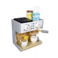 Dětský dřevěný kávovar Lelin