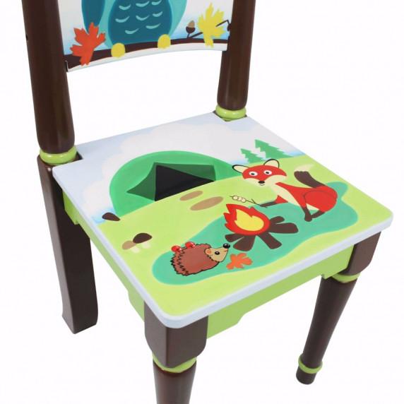 Dětská židlička FANTASY FIELDS Enchanted Woodland - set 2 ks